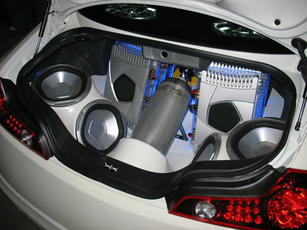 Закись азота для автомобиля